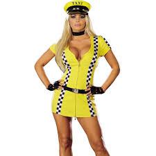 Tina Halloween Costume Tina Taxi Driver Costume Halloween Costumes