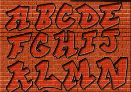 graffiti alphabet free brushes 116 free downloads