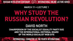 why study the russian revolution live online lecture by david