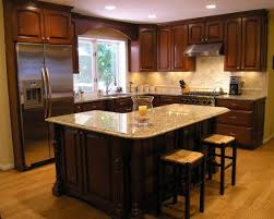 l shaped kitchen islands l shaped kitchen layouts with island and photos