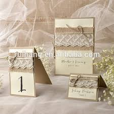 numero table mariage rustique dentelle de numéro de table pour le mariage dentelle