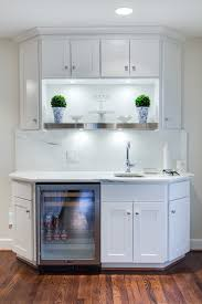 wolf dartmouth cabinets in white featured in a dallas texas home
