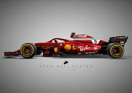ferrari f1 2018 ferrari f1 car could be monster marchionne