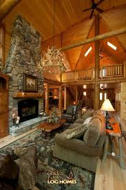 Log Cabin Design Plans by Golden Eagle Log Homes Floor Plan Details Lodge 2838al