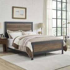 hardware bed frames u0026 box springs bedroom furniture the home