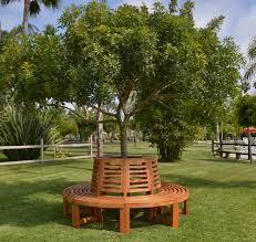 Metal Garden Benches Australia Bench Round Tree Bench Outdoor Wood Tree Bench Forever Redwood