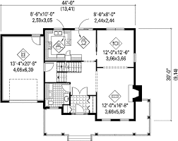 spacious two story house plan 80653pm architectural designs