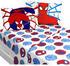 outstanding marvel comics spiderman bed sheets bold spider man