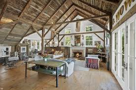 barn home interiors out in southton a restored 1740s english barn asks 2 4