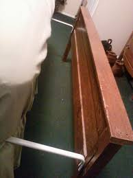 Footboard For Foot Drop To Use A Footboard That Does Not Fit Or Connect To Your Bedframe
