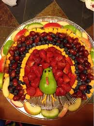 fruit platter ideas for easter pinteres