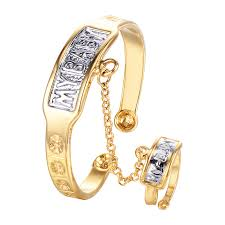 baby girl rings images Cute toddler infant jewelry baby boy little girls bangle ring set jpg