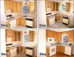 Can You Refinish Kitchen Cabinets Kitchen Awesome Cabinet Refacing Richmond Va In How To Reface