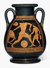 Aphrodite Vase An Ancient Greek Vase Depicting Pentathletes Christie U0027s
