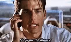Show Me The Money Meme - show me the money emoji game gifs tenor