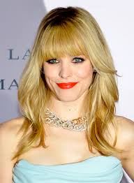 layered hairstyles with bangs and tuck behind the ears medium layered blonde hairstyles beauty riot