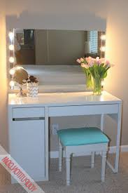 Heather Ann Decorative Home Collection by Makeup Vanity With Lights Ikea Mirror Lights Nexera Allure Vanity