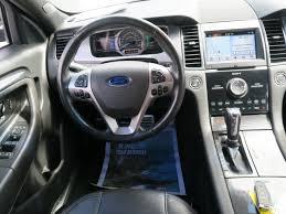 Sho Motor pre owned 2016 ford taurus sho awd sho 4dr sedan in hendersonville