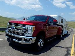 ford vehicles ford u0027s new 2017 super duty pickup truck raises the bar business