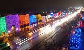 the big bright light show and lagniappe in downtown rochester