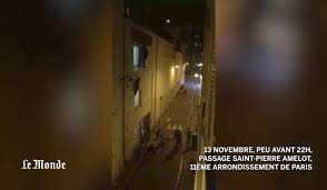 imagenes impactantes bataclan las impactantes imágenes de un periodista francés herido ayudando