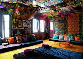 hippie living room inspiration home garden decor homes