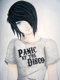 anime guy emo drawing emoscenelove pinterest emo