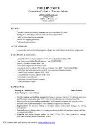 cover letter insurance resume examples insurance resume samples