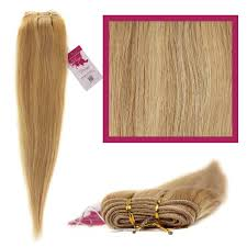 Lush Hair Extension Reviews by Wiwigs Diy Double Weft Lush U0027blonde Highlights U0027 Hair Extensions