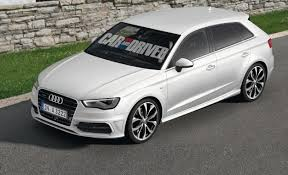 2014 audi models audi to debut a3 sportback and hotter s3 models at 2012