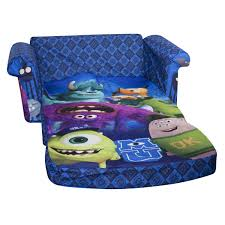Kids Fold Out Sofa by Monsters Inc University Sulley Feature Toddler Bed Kids Bedroom