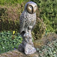106 best garden sculptures birds images on garden