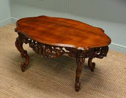 Oval Mahogany Coffee Table Coffee Table Extraordinary Antique Coffee Table Ideas Awesome