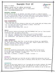 what to put in your resume what to put on a resume for foodcity me