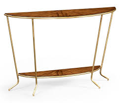 demilune console table tags 49 striking demilune console table