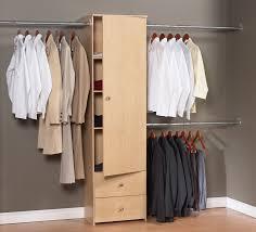 black closet organizer systems