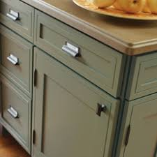 Kitchen Cabinets With Pulls Cabinet Hardware Choosing Your Hardware Masterbrand