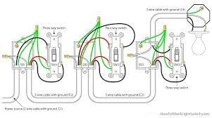4 way switch wiring diagram multiple lights 4 way switch wiring diagram multiple lights coachedby me