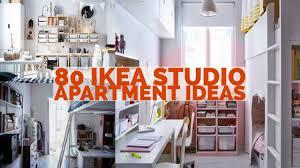 80 ikea studio apartment ideas youtube