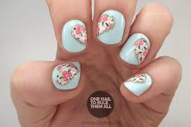 hearts and flowers the perfect valentine u0027s day nail art more com