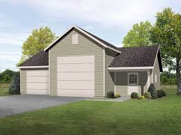 house with rv garage rv garage with shop 22099sl architectural designs house plans
