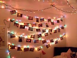 White Christmas Lights For Bedroom - bedroom design wonderful christmas lights in room hanging