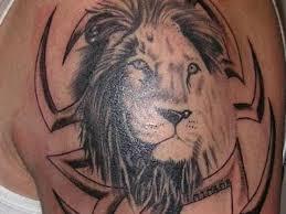 38 powerful lion tattoos