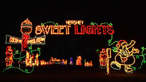 sweet lights hershey pa hershey sweet lights youtube