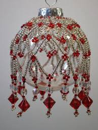 549 best beaded ornaments images on beaded