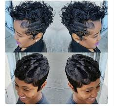 black rod hairstyles for 2015 8 finger wave styles perfect for the woman that prefers short hair