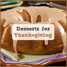 desserts for thanksgiving 6 cake recipes mrfood