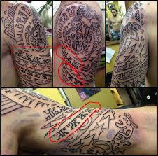 nana henna ungaran semarang polynesian symbols meanings