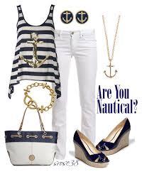 nautical attire best 25 nautical women s clothing ideas on nautical