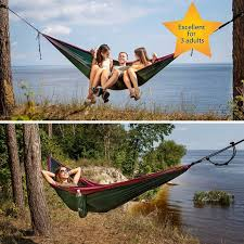Winner Outfitters Double Camping Hammock by Hammock Reviews Archives Everything Backyard